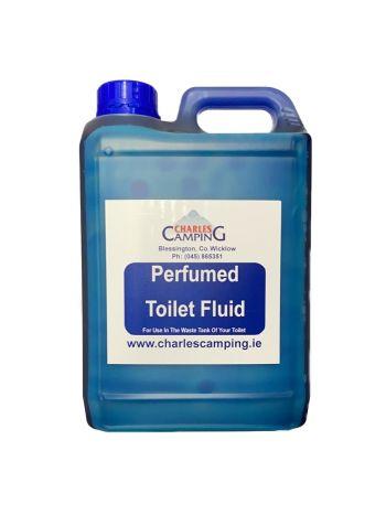 Blue Toilet Fluid 2.5ltr