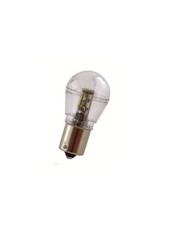 LED BA15S 16SMD 0.6w Bulb