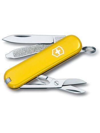 Victorinox Classic Knife Yellow