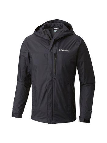 Columbia Pouring Adventure II Jacket Black