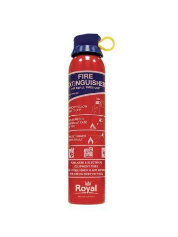 Royal 600g Extinguisher BC