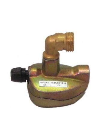 Patio Gas 27mm Clip On High Pressure Tap