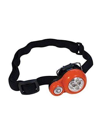 3 LED Headtorch