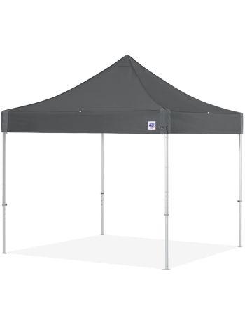 E-Z Up Endeavor™ 3 x 3m Aluminum Shelter Steel Grey