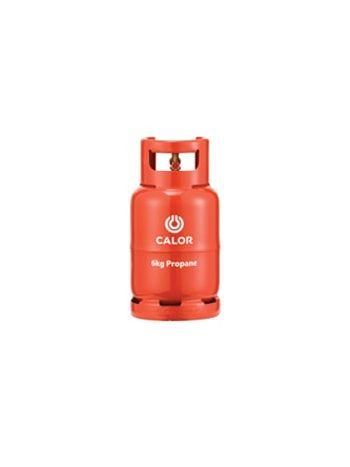 Calor Gas 6kg Propane (Only Available In Store)