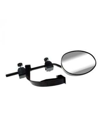 Deluxe Towing Mirror (Flat Glass)