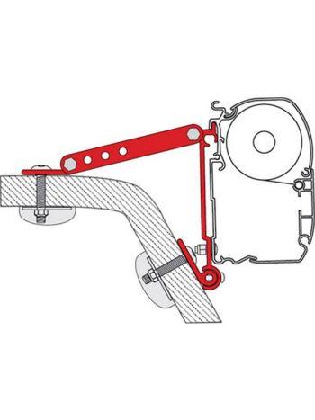 Fiamma Kit Wall Adapter
