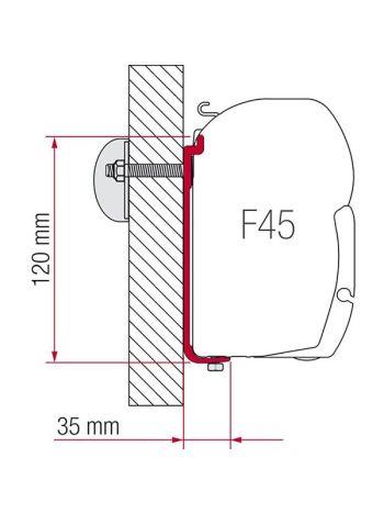 Fiamma Kit AS 400