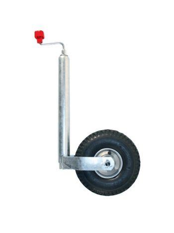 Alko Pneumatic Jockey Wheel