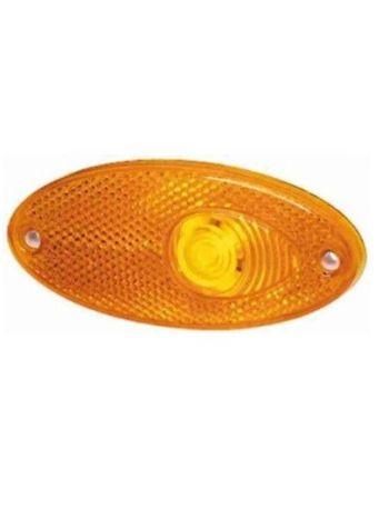 Hella Oval Side Marker Lamp