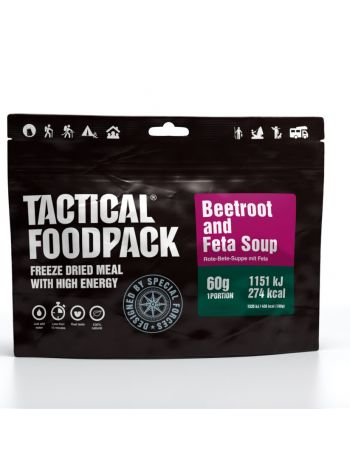 Tactical Foodpack Beetroot and Feta Soup 60g