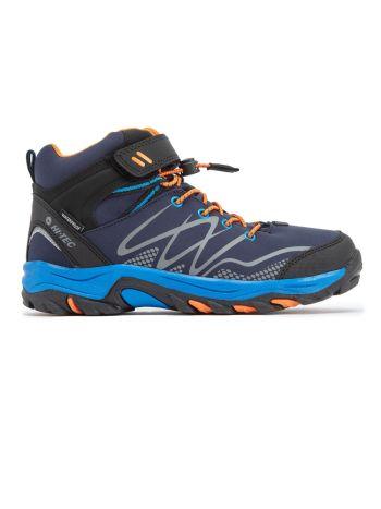 Hi-Tech Blackout Waterproof Hiking Boots
