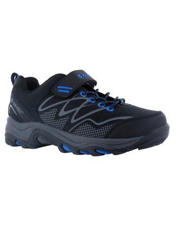 Hi-Tech Blackout Waterproof Hiking Shoes