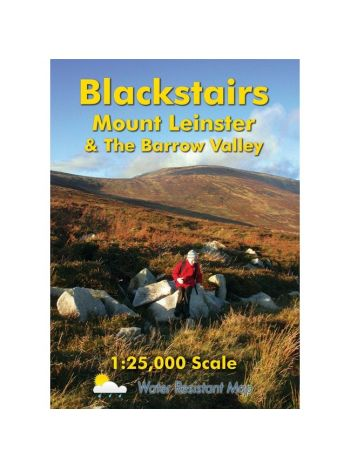 Blackstairs, Mount Leinster & The Barrow Valley 1:25,000