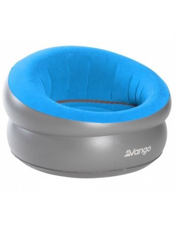 Vango Inflatable Donut Chair Blue