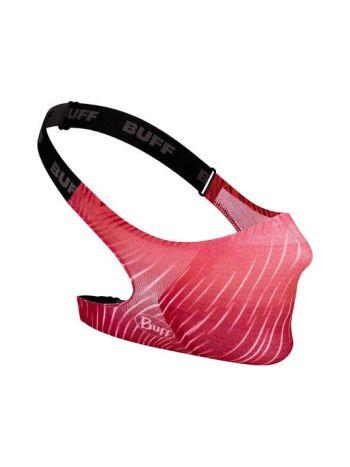 Buff Filter Mask Keren Flash Pink