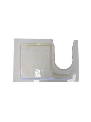 C223 Shower Tray Right Hand