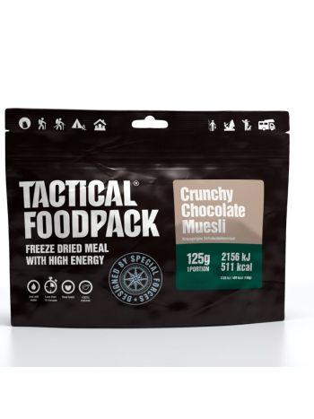 Tactical Foodpack Crunchy Chocolate Muesli 125g