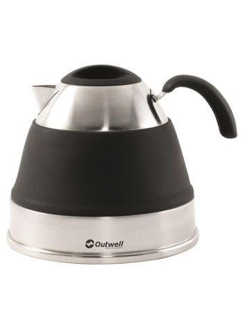 Outwell Collaps Kettle 2.5ltr Black