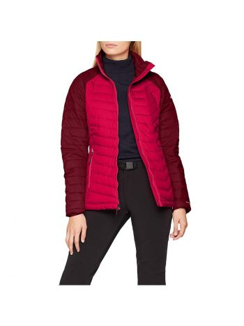 Columbia Women's Powder Lite™ Jacket Pomegranate
