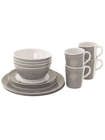 Outwell Dianella 4 Person Dinner Set