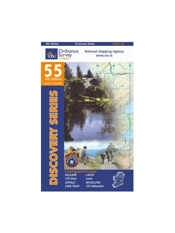 Discovery Series 55 Map