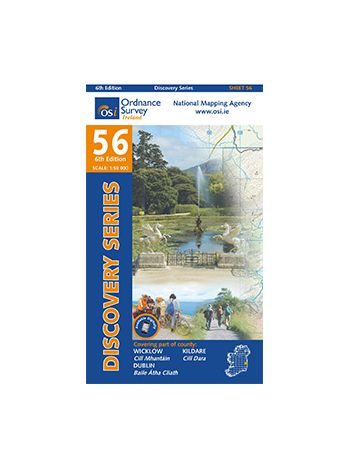 Discovery Series 56 Map