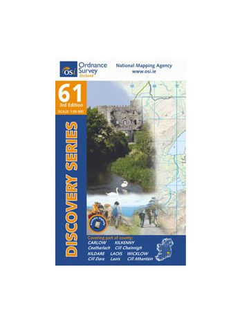 Discovery Series 61 Map