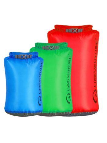 Lifeventure Ultralight Dry Bag Set