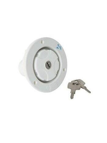 Fiamma Locking Water Cap - White