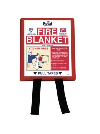 Royal Fire Blanket