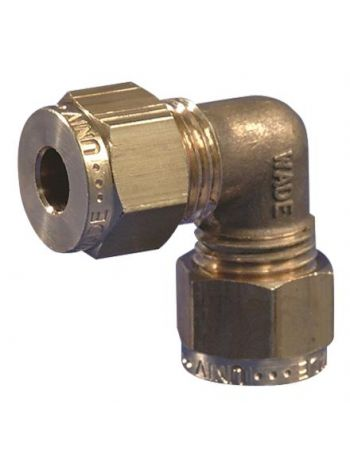 Gas Fitting - Equal Elbow