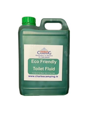 Eco Friendly Toilet Fluid 5ltr