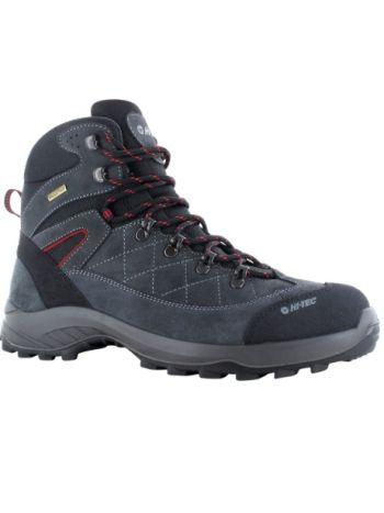 Hi-Tec Mens Bergamo Waterproof Hillwalking Boot