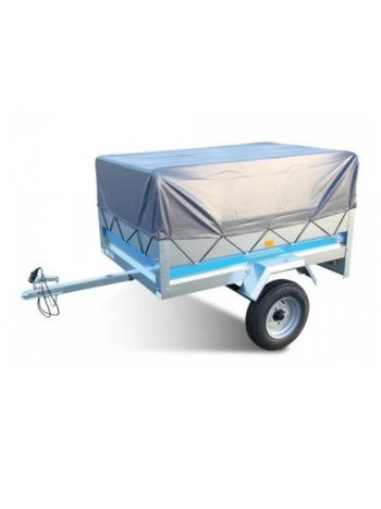 High Top Baggage Trailer (Assembled) *Only Available In Store