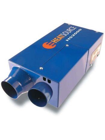 Propex Heatsource HS2000 Twin Outlet