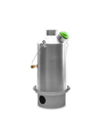 Kelly Kettle Base Camp Stainless Steel