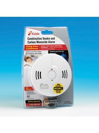Kidde Combi Smoke & Carbon Monoxide Alarm