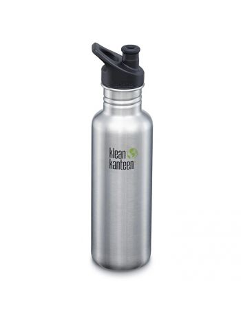 Klean Kanteen Classic 800ml Brushed Stainless