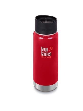 Klean Kanteen Insulated 473ml Mug Mineral Red
