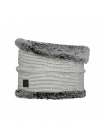 Buff Knitted Neckwarmer Comfort Kesha Cloud