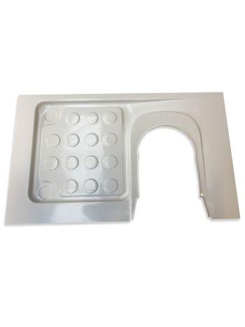 C200 Shower Tray Left Hand