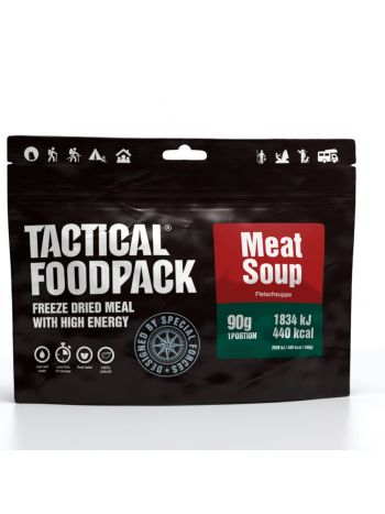 Tactical Foodpack Meat Soup 90g