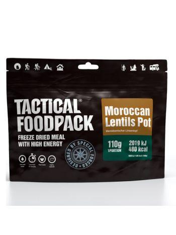 Tactical Foodpack Moroccan Lentils Pot 110g
