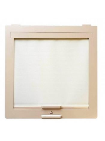 MPK Flyscreen 400x400 Incl Roller Blind