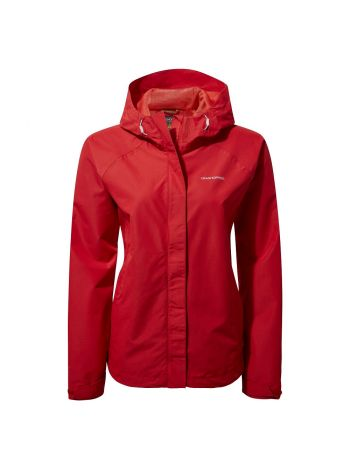 Craghoppers Orion Jacket - Dark Rio Red