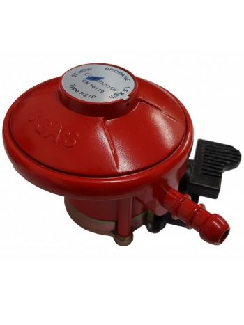 Patio Gas 27mm Clip On Regulator