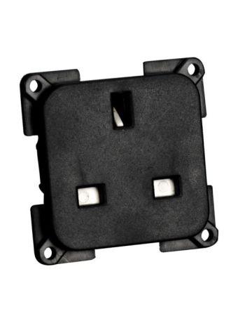 C-Line 13 Amp Socket Black