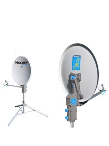 Maxview Precision 65cm Satelite System