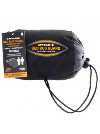 Pyramid Double Bed Bug Sheet